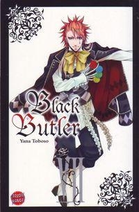 Black Butler 7 - Klickt hier für die große Abbildung zur Rezension