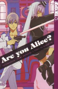 Are you Alice? 3 - Klickt hier für die große Abbildung zur Rezension