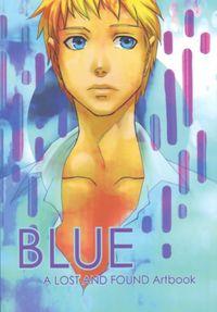Blue - A Lost and Found Artbook - Klickt hier für die große Abbildung zur Rezension