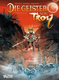 Die Geister von Troy 1: Albumen der Geist - Klickt hier für die große Abbildung zur Rezension