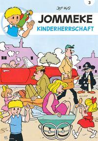 Jommeke 3: Kinderherrschaft - Klickt hier für die große Abbildung zur Rezension