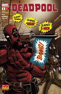 Deadpool 5 - Klickt hier für die große Abbildung zur Rezension