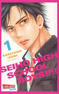 Seiho High School Boys 1 - Klickt hier für die große Abbildung zur Rezension