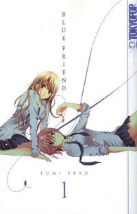 Blue Friend 1 - Klickt hier für die große Abbildung zur Rezension