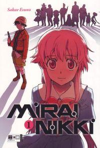 Mirai Nikki 1 - Klickt hier für die große Abbildung zur Rezension