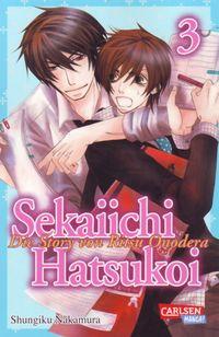 Sekaiichi Hatsukoi 3 - Klickt hier für die große Abbildung zur Rezension