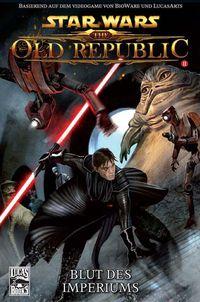 Star Wars Sonderband 61: Blut des Imperiums - Klickt hier für die große Abbildung zur Rezension