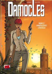 Damocles 2: Unmögliche Forderungen  - Klickt hier für die große Abbildung zur Rezension