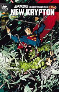 Superman Sonderband 46: Die letzte Schlacht um New Krypton 2 - Klickt hier für die große Abbildung zur Rezension