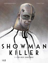 Showman Killer 1: Ein Held ohne Herz - Klickt hier für die große Abbildung zur Rezension