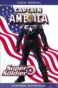 100% Marvel 57: Captain America - Super-Soldier - Klickt hier für die große Abbildung zur Rezension
