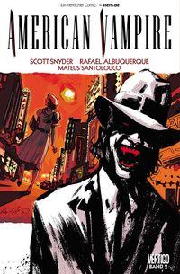 American Vampire 2 - Klickt hier für die große Abbildung zur Rezension