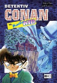 Detektiv Conan vs. Kaito Kid - Klickt hier für die große Abbildung zur Rezension