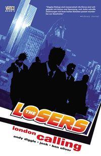 The Losers 4: London Calling - Klickt hier für die große Abbildung zur Rezension