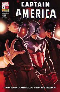Captain America 8: Der Prozess - Klickt hier für die große Abbildung zur Rezension