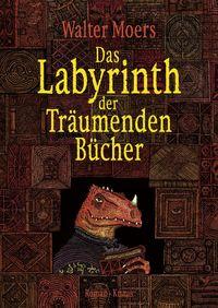 Das Labyrinth der Träumenden Bücher - Klickt hier für die große Abbildung zur Rezension