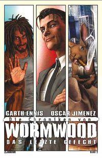 Die Chroniken von Wormwood 2: Das letzte Gefecht - Klickt hier für die große Abbildung zur Rezension