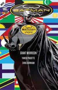 Batman Incorporated 1 - Klickt hier für die große Abbildung zur Rezension