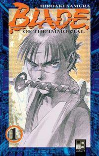 Blade of the Immortal 1 - Klickt hier für die große Abbildung zur Rezension