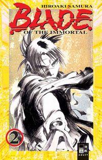 Blade of the Immortal 2 - Klickt hier für die große Abbildung zur Rezension