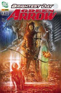 Green Arrow 2: Dämonenbrut - Klickt hier für die große Abbildung zur Rezension