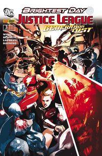 Justice League: Generation Lost 3 - Klickt hier für die große Abbildung zur Rezension