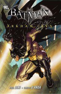 Batman: Arkham City - Klickt hier für die große Abbildung zur Rezension