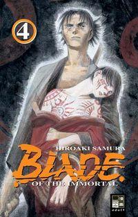 Blade of the Immortal 4 - Klickt hier für die große Abbildung zur Rezension