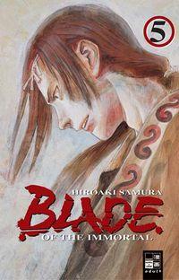 Blade of the Immortal 5 - Klickt hier für die große Abbildung zur Rezension