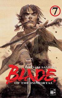 Blade of the Immortal 7 - Klickt hier für die große Abbildung zur Rezension