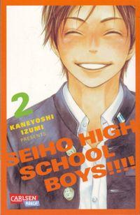 Seiho High School Boys 2 - Klickt hier für die große Abbildung zur Rezension