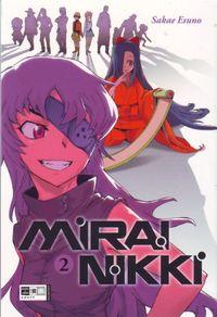 Mirai Nikki 2 - Klickt hier für die große Abbildung zur Rezension