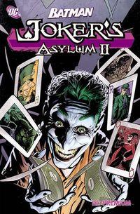 DC Premium 75: Batman - Joker's Asylum II - Klickt hier für die große Abbildung zur Rezension