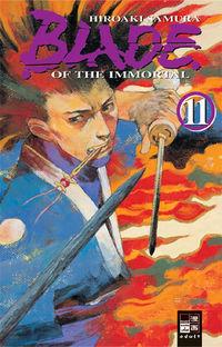 Blade of the Immortal 11 - Klickt hier für die große Abbildung zur Rezension