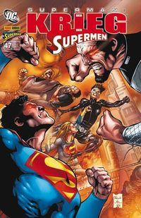 Superman Sonderband 47: Der Krieg der Supermen - Klickt hier für die große Abbildung zur Rezension