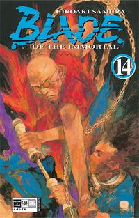 Blade of the Immortal 14 - Klickt hier für die große Abbildung zur Rezension