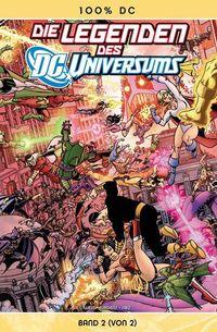 100% DC 33: Die Legenden des DC-Universums 2 - Klickt hier für die große Abbildung zur Rezension
