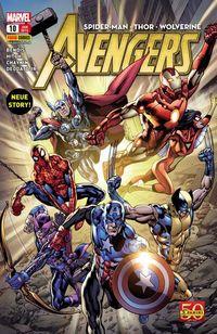 Avengers 10 - Klickt hier für die große Abbildung zur Rezension