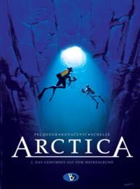 Arctica 2: Das Geheimnis auf dem Meeresgrund - Klickt hier für die große Abbildung zur Rezension