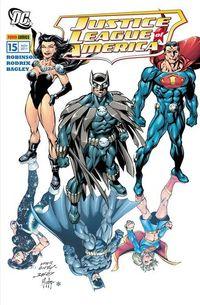 Justice League of America 15: Omega - Klickt hier für die große Abbildung zur Rezension