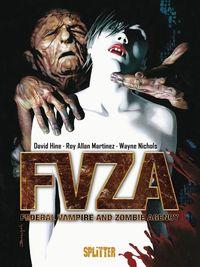 FVZA - Federal Vampire and Zombie Agency - Klickt hier für die große Abbildung zur Rezension