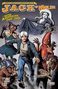 Jack of Fables 7: Die neuen Abenteuer von Jack und Jack - Klickt hier für die große Abbildung zur Rezension