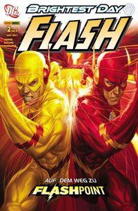 Flash 2: Auf dem Weg zu Flashpoint - Klickt hier für die große Abbildung zur Rezension