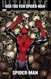 Ultimate Spider-Man 5: Der Tod von Spider-Man - Klickt hier für die große Abbildung zur Rezension