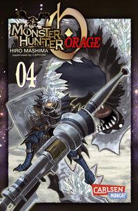 Monster Hunter Orage 04 - Klickt hier für die große Abbildung zur Rezension