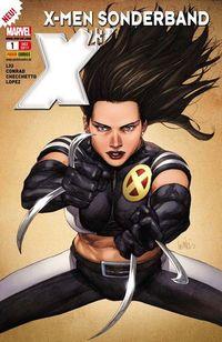 X-Men Sonderband: X-23 1: Der tödliche Traum - Klickt hier für die große Abbildung zur Rezension