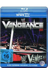 WWE - Vengeance 2011 - Hier klicken für die große Abbildung zur Rezension