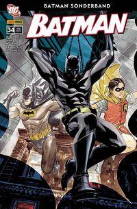 Batman Sonderband 34: Im Angesicht des Feindes - Klickt hier für die große Abbildung zur Rezension