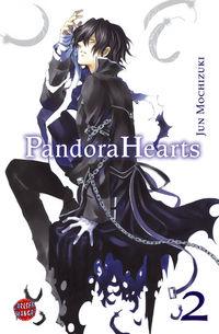 Pandora Hearts 2 - Klickt hier für die große Abbildung zur Rezension
