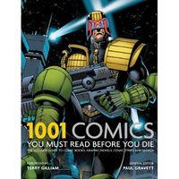 1001 Comics You Must Read Before You Die - Klickt hier für die große Abbildung zur Rezension